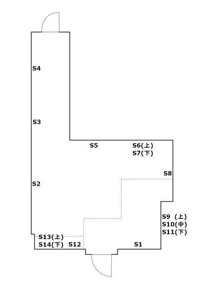 2019.9月展_配置図