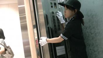 齋藤はぢめ《Elevator Girl》_top